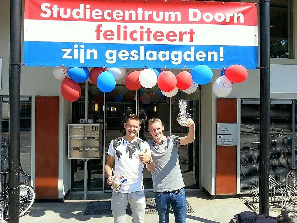 Geslaagd! Studiecentrum Doorn 2014-2015, foto 5