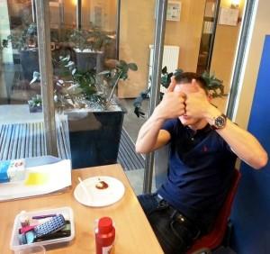 Mysterieuze leerling Studiecentrum Doorn, 2014-2015