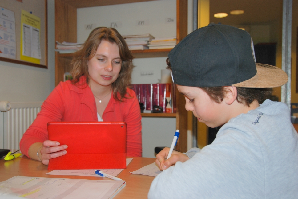 Brugklasbegeleiding op Studiecentrum Doorn